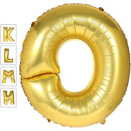 40 Silver Number Balloon Large Jumbo 3/' foot Helium Custom Words One Mirrored Zero Alphabet Letter Number Mylar Foil Megaloon