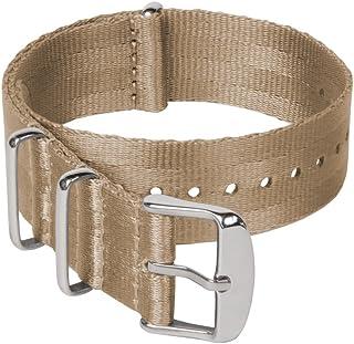 Archer Watch Straps | Cinturini NATO in nylon di altissima qualità stile cintura di sicurezza | Cinturini di ricambio resi...