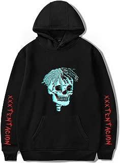 DHSPKN Xtentacion Memorial RIP Pullover Hoodie Rap Revenge Hooded Jacket Hiphop Sweater