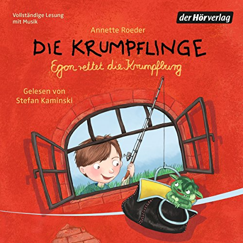 Egon rettet die Krumpfburg Titelbild