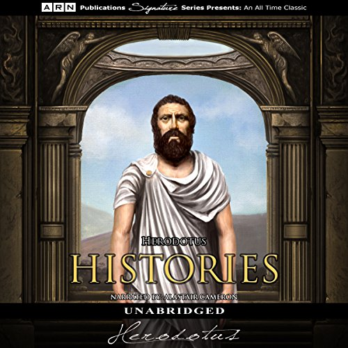 Histories audiobook cover art