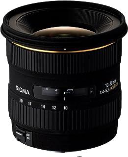 SIGMA 超広角ズームレンズ 10-20mm F4-5.6 EX DC HSM キヤノン用 APS-C専用 201272