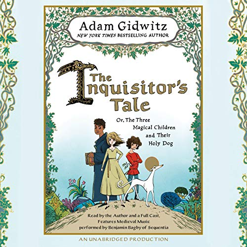 The Inquisitor's Tale audiobook cover art