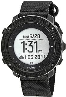 Traverse Alpha Digital Dial Nylon Strap Men's Watch SS022469000