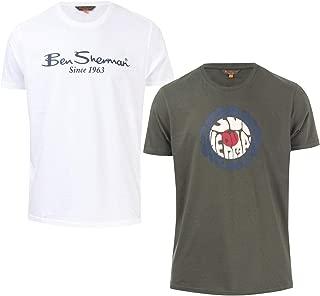 Ben Sherman Vinyl Cover tee Camiseta para Hombre