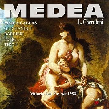 Luigi Cherubini : Medea (Firenze 1953)