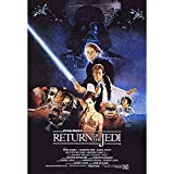 STAR WARS ポスターS Episode VI One Sheet HESWPP-20