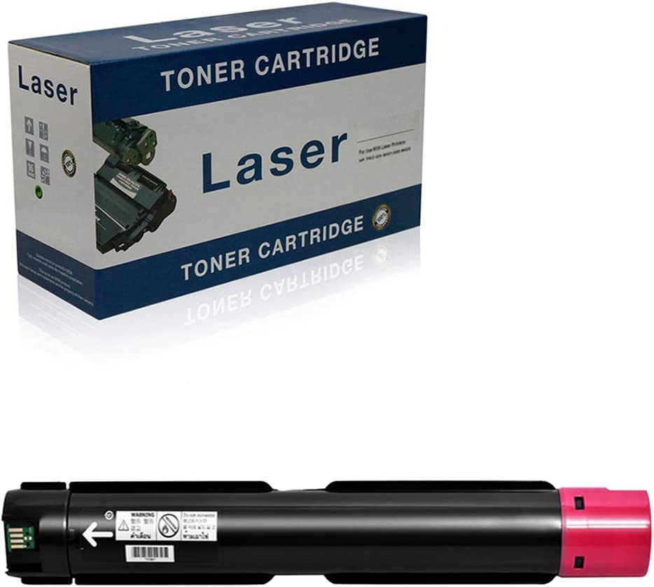 Compatible Toner Cartridges Replacement for Xerox C4000D CT202054 CT202055 CT202056 CT202057 for Use with Xerox Docuprint-C4000D Printer,Magenta