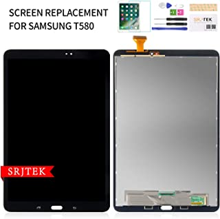 for Samsung Galaxy Tab A 10.1 2016 T580 SM-T580 T585 Screen Replacement LCD Display Touch Digitizer Assembly