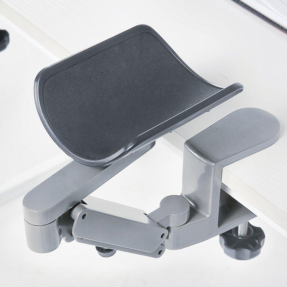 FUZADEL Arm Rests Max Manufacturer direct delivery 75% OFF Ergonomic Desk Rest Rotating Computer