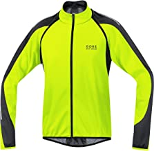 Gore  Bike Wear Phantom 2.0 Windstopper Soft Shell - Chaqueta 3 en 1 para Ciclista de Carretera, Hombre