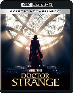 ドクター・ストレンジ 4K UHD [4K ULTRA HD+ブルーレイ] [Blu-ray]