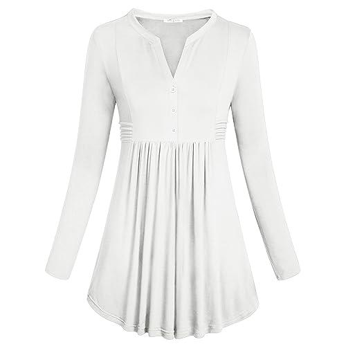 Womens White Dress Shirts Amazon