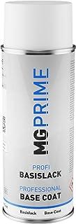 MG PRIME Autolack Spraydose für Citroen EYP Gris Fulminator Metallic/Fulminator Grau Metallic Basislack Sprühdose 400ml