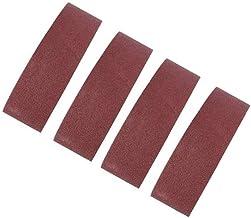 STEDMNY Schuurband 12 stks Schuurriemen 120 Grit 533 * 75 MM Aluminium Oxide voor Hout Verf Schuurriemen