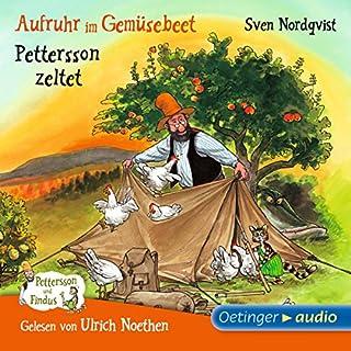 Aufruhr im Gemüsebeet / Pettersson zeltet cover art