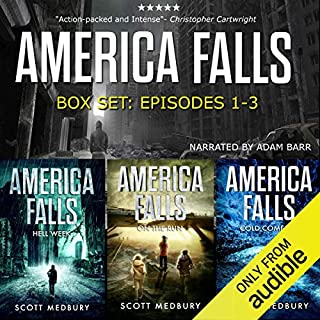 The America Falls Series: Books 1-3 cover art