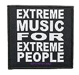 Morbid Angel Aufnäher - Extreme Music Patch - Gewebt & Lizenziert !!