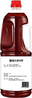 半田の旨味家 脱色 たまり醤油 45 うすいろ たまり醤油 1.8L 単品 化学調味料無添加