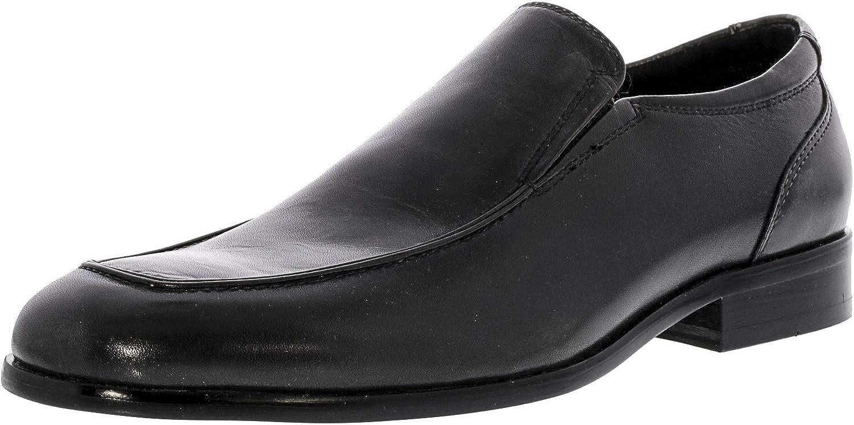 Steve Madden Men's Colt Leather Ankle-High Loafer