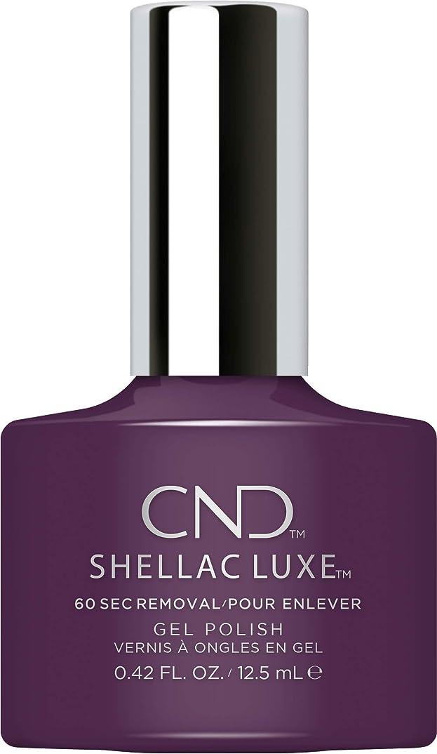 輸血談話困惑するCND Shellac Luxe - Rock Royalty - 12.5 ml / 0.42 oz