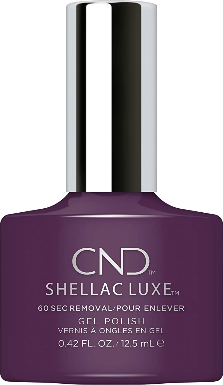 牛残忍な前奏曲CND Shellac Luxe - Rock Royalty - 12.5 ml / 0.42 oz