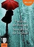 Sentinelle de la pluie - Livre audio 1CD MP3 - Audiolib - 12/09/2018