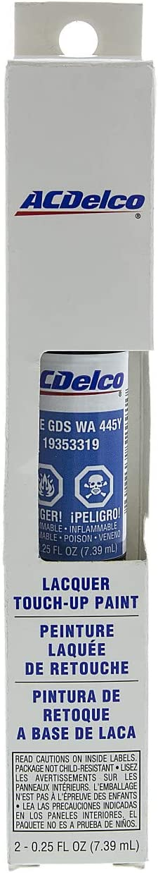 Four-In-One Touch-Up Paint WA457B .5 oz Tube ACDelco 19352392 Gasoline
