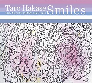 10th ANNIVERSARY LIVE BOX~Smiles JAPANESE EDITION