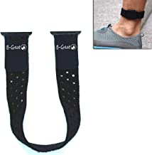 B-Great Breathable Hook and Loop Ankle Band for Compatible with Apple Watch Series 4 3 2 1
