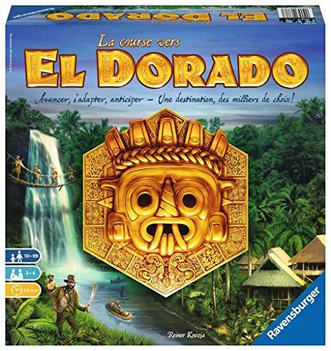 Ravensburger – El Dorado, 26776 Kinder Lernspiel, [French Version]