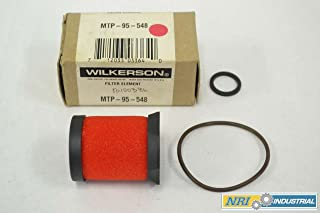 WILKERSON MTP-95-548 TYPE C ACCESSORY 2IN 1/2IN PNEUMATIC FILTER ELEMENT B364870