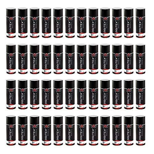 Zinkspray Dunkel 48 x 400ml Grundierung Zink Spray Hitzebeständig bis 500°C