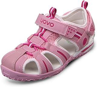 3930862cd8 UOVO Sandalias Punta Cerrada para Niños Suave Zapatillas de Deporte Al Aire  Libre Zapatos de Playa