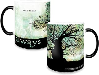 Morphing Mugs Harry Potter Snape After All This Time Always - Heat Reveal Ceramic Coffee Mug - 11 Ounce