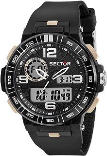 Sector No Limits Orologio da uomo, Collezione EX-28, in ABS, Poliuretano - R3251532003