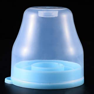 yuehuxin Good-Looking 1Pc Portable Clear Baby Infant Pacifier Wide-Caliber Nipple Anti Dust Cover Storage Empty Box None Only Box  Nipple