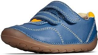 Clarks Tiny Dusk T, Sneakers Basses Garçon
