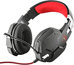 Headset Gamer PS4 / PS5 / XBOX series / SWITCH / PC / LAPTOP GXT 322 Carus Black - Trust