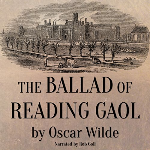 The Ballad of Reading Gaol audiobook cover art