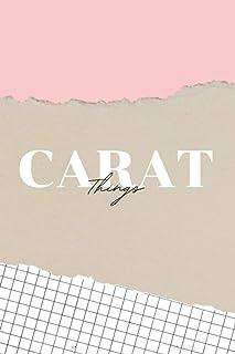 Carat Things Notebook/Journal (Seventeen) - DOTTED
