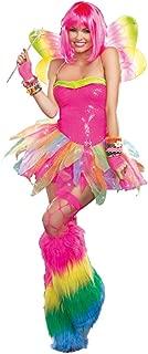 Dreamgirl Women's Rainbow Fairy Costume