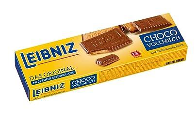 Leibniz Choco Vollmilch, 125 g Packung