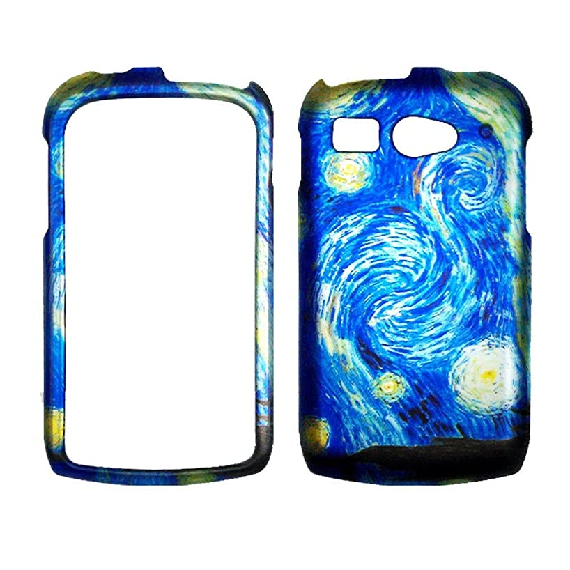 2D CaBlue Design Kyocera Hydro C5170 Boosts Mobile & Cricket Case Cover Hard Phone Case Snap-on Cover Rubberized Touch Protector Cases