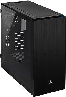 Corsair Carbide Series 678C - Vidrio Templado ATX Gaming Case, silencioso, Color Negro
