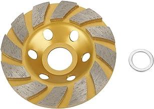 Muela abrasiva, disco abrasivo Muela de diamante Disco de sierra amoladora Muela abrasiva de hormigón, discos de lijado de diamante de hormigón para moler hormigón