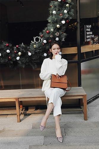 SED Chaussures Femelles Femelles Pointues Bouche Peu Profonde Fleur Sexy Sandales à Talons Hauts avec Une Seule Femme  centre commercial professionnel intégré en ligne