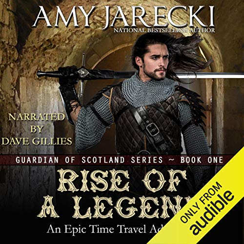 Rise of a Legend audiobook cover art
