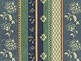 Landhaus Möbelstoff Lindau Farbe 62 (hellblau, blau,