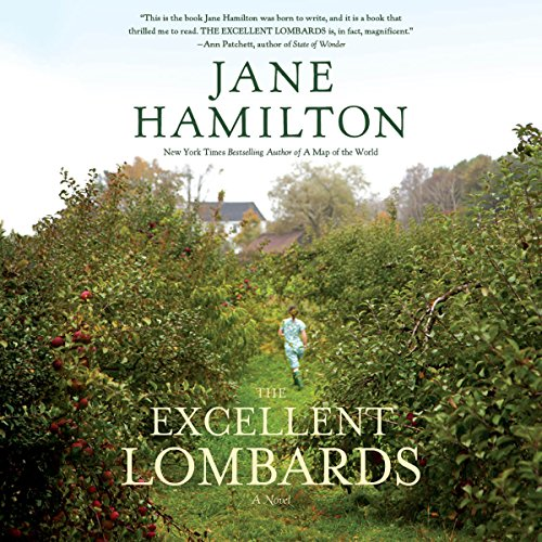 The Excellent Lombards audiobook cover art